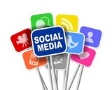 Social Media Marketing Signs