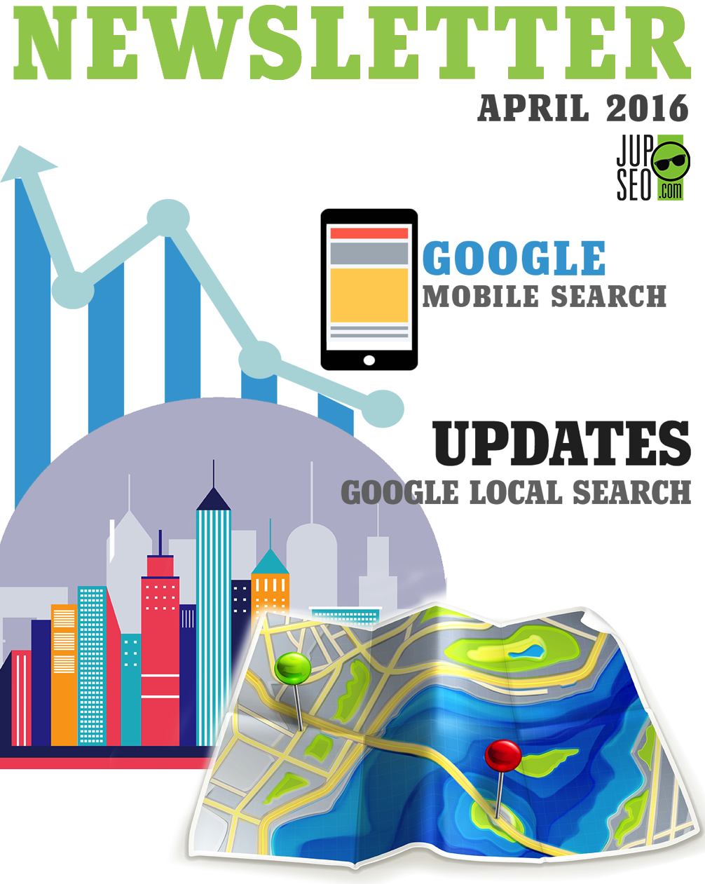Jupiter SEO April 2016 Newsletter