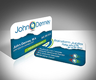john denney business card