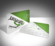 jupiter seo business card